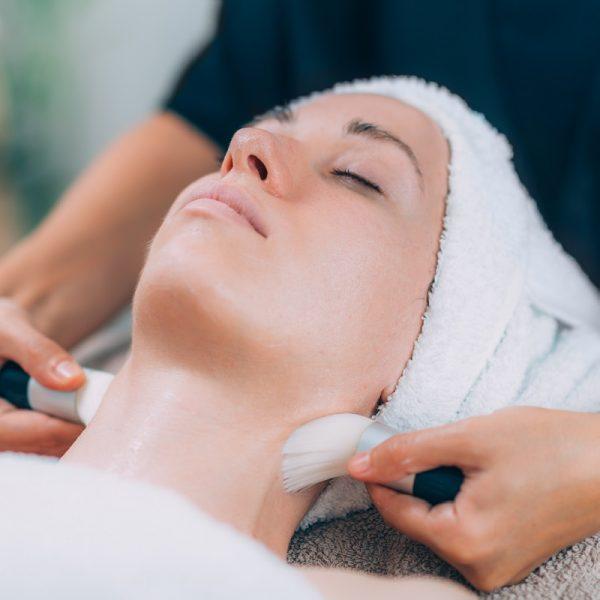 PEELING QUÍMICO higiene facial