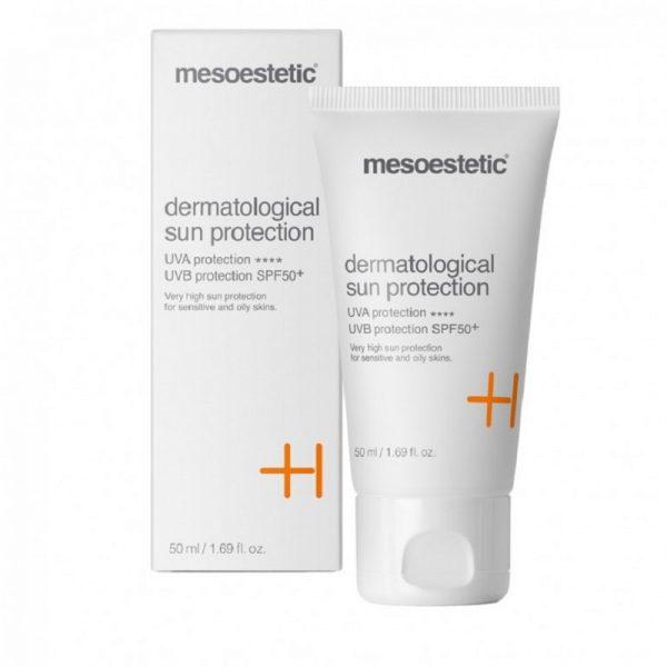 Dermatological sun protection