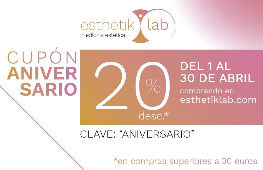 Esthetik Lab, Estamos de aniversario